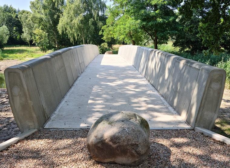 Longest 3D printed bridge Nijmegen