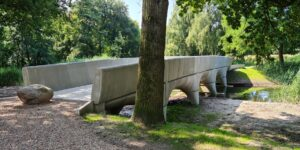 Longest 3D printed bridge in the world